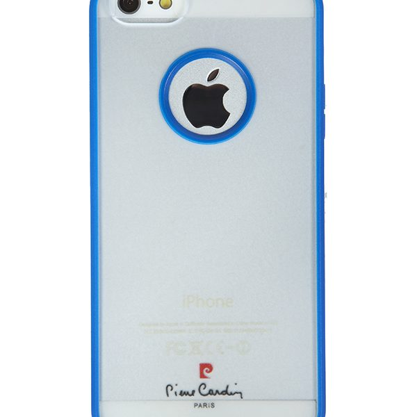 Duet cover Pierre Cardin μπλέ για iPhone 4/4s