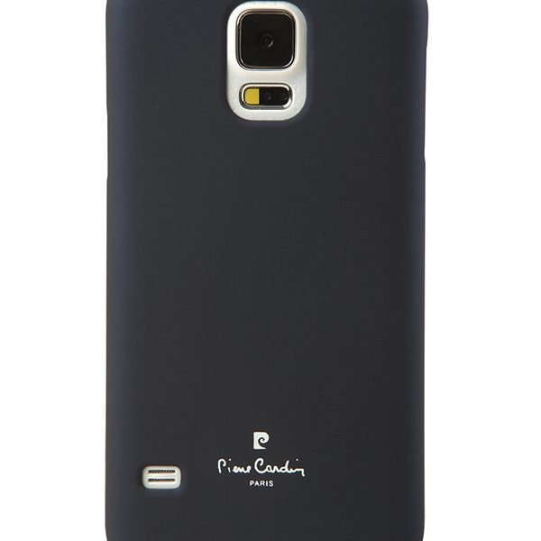 Silk cover Pierre Cardin μπλε για Galaxy S5