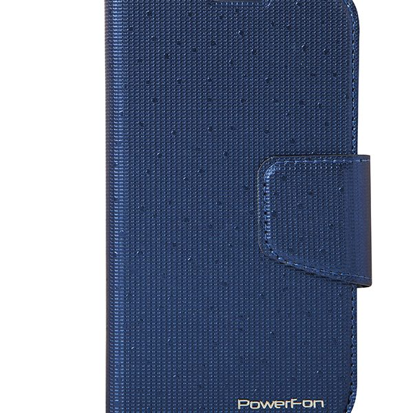 Folio Stand case PF navy blue for Galaxy S3/S3 Neo