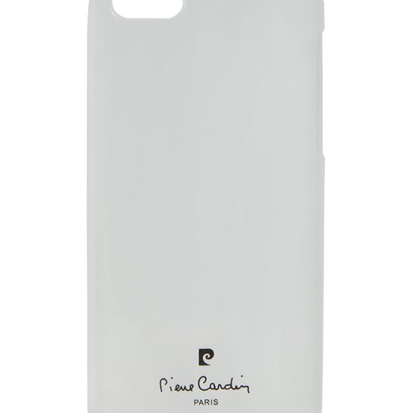 Back cover PURE Pierre Cardin λευκό για iPhone 5/5s