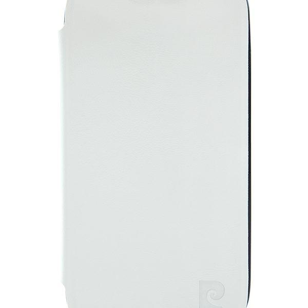 Folio Stand case Pierre Cardin white for Galaxy Trend Lite 2 _ G318